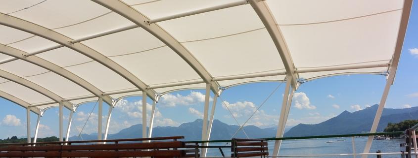 ETFE Folien und PTFE Gewebe | neue, langlebige Materialien für den Gewächshausbau