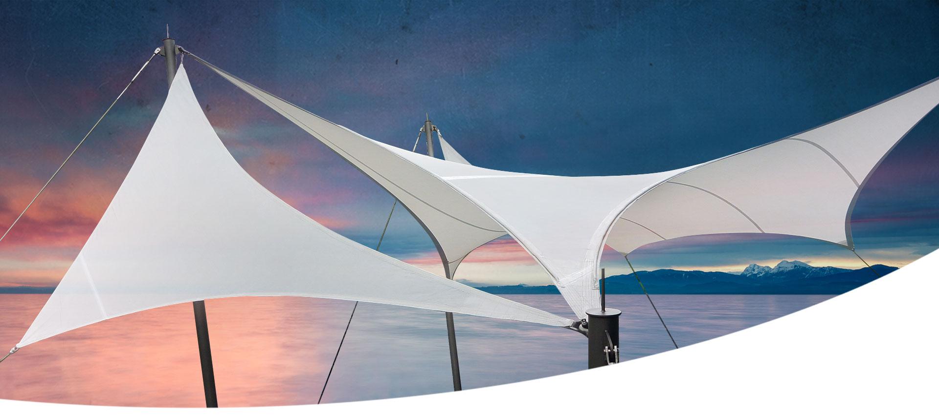 aeronautec- Sonnensegel und textile Architektur