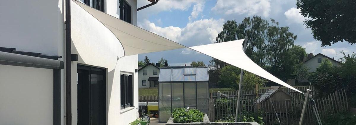 sonnensegel, terrasse, beschattung, 7 tipps zur planung