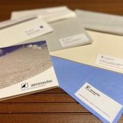 aeronautec präsentiert neue Farben von aeroflon® Architekturgeweben (100 % PTFE)